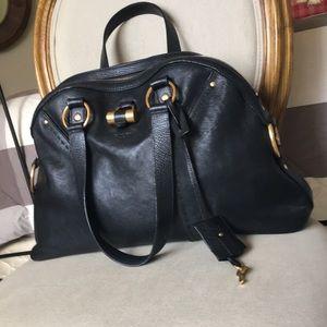 3483cbb235fc YSL Bag.  595  1495. Size  Large · Yves Saint Laurent